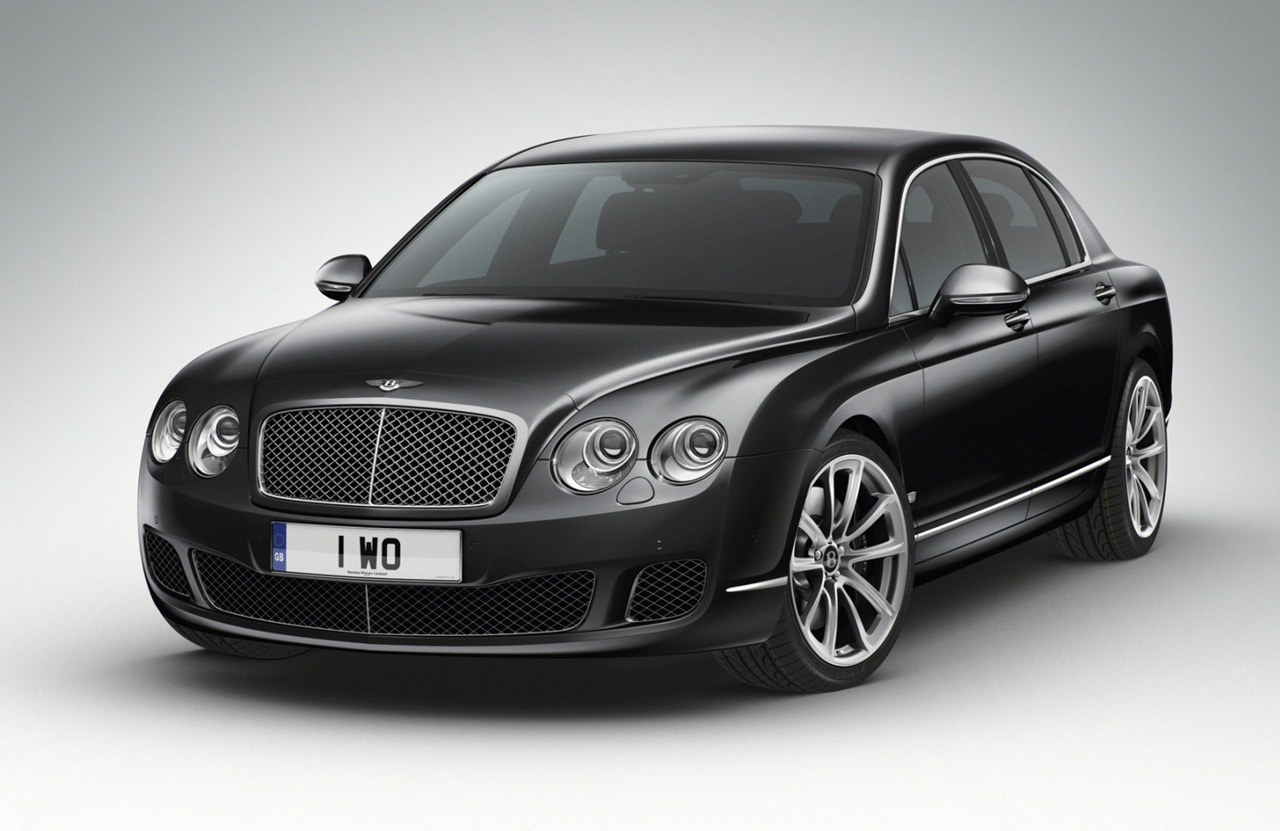 Bentley Continental Flying Spur Arabia