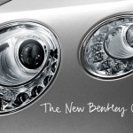 The New Bentley Continental GT to Make World On-line Debut 7-14 September