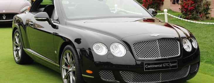 Bentley Shows Off Limited Edition Continental GTC and GTC Speed 80-11 for the North American Markets
