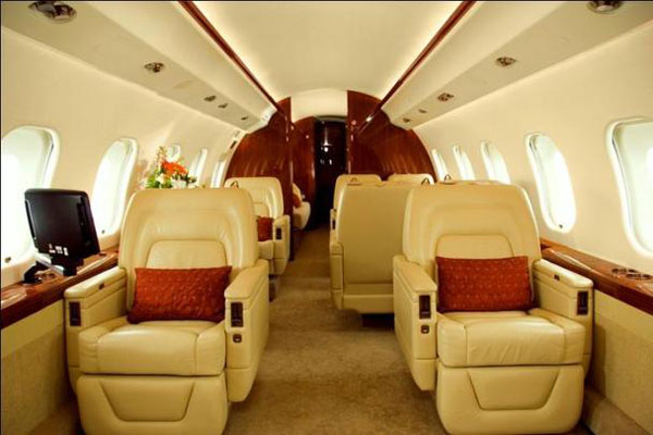 Bombardier Global Express XRS Business Jet