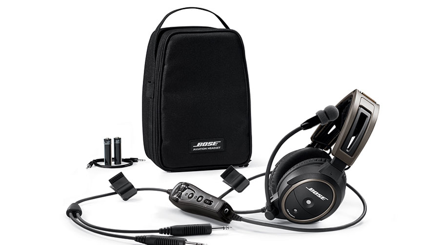 Bose A20 Aviation Headset - Significantly Improved Noise Reduction ...