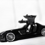 Mercedes-Benz SLS AMG Gullwing Tuned by Brabus