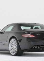 Mercedes-Benz SLS AMG Gullwing by Brabus
