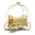 Cinderella Carriage Crib – Every Baby Princess Needs One of These