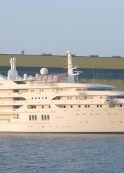 Roman Abramovich's Eclipse Yacht is Still the Largest in the World, but …