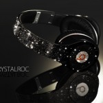 CrystalRoc Fully Crystallized Dr. Dre Beats Headphone