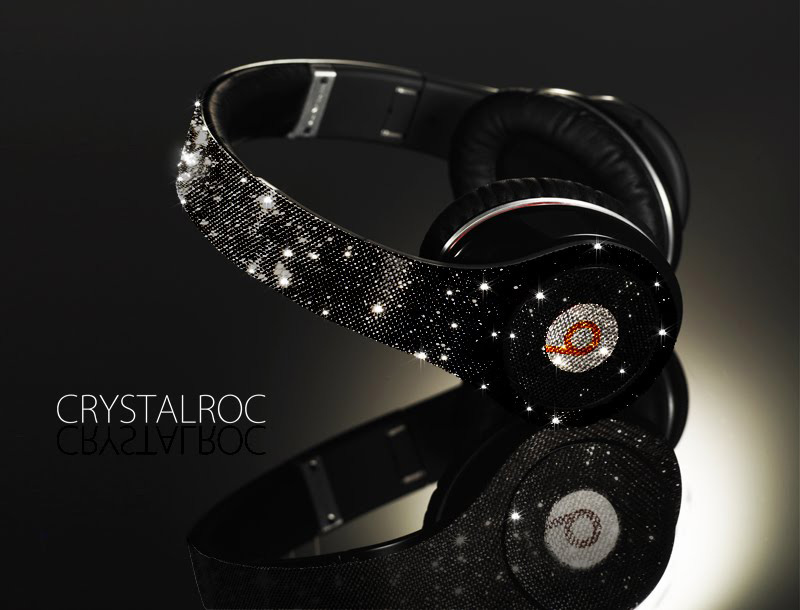 CrystalRoc Dr. Dre Beats Headphones