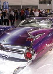 Wild Cad – Custom 1959 Cadillac Coupe De Ville Debuts at Sydney MotorEx