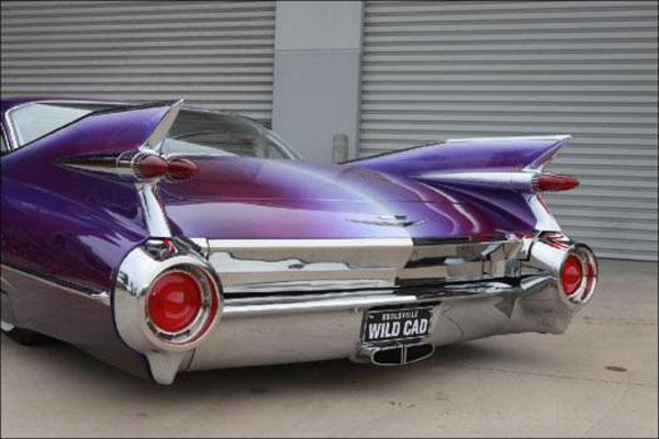 Hot Rod célèbres : 1959 Wild Cad Custom-1959-Cadillac-Coupe-De-Ville-12