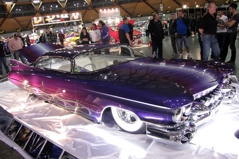 Wild Cad - Custom 1959 Cadillac Coupe De Ville