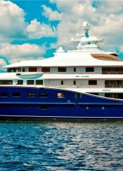 Derecktor Launches 85m Superyacht Cakewalk – Largest Motor Yacht Built in US