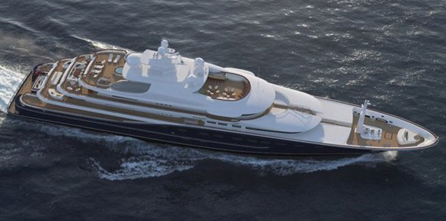 Derecktor Launches 85m Superyacht Cakewalk - Largest Motor Yacht Built in US - eXtravaganzi