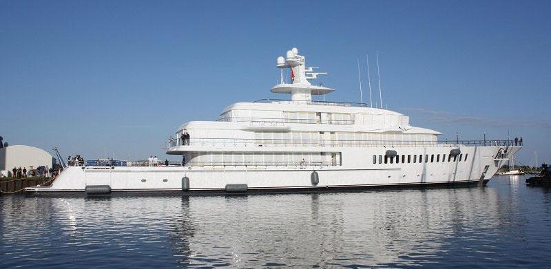 Feadship XL 88 - Musashi Yacht