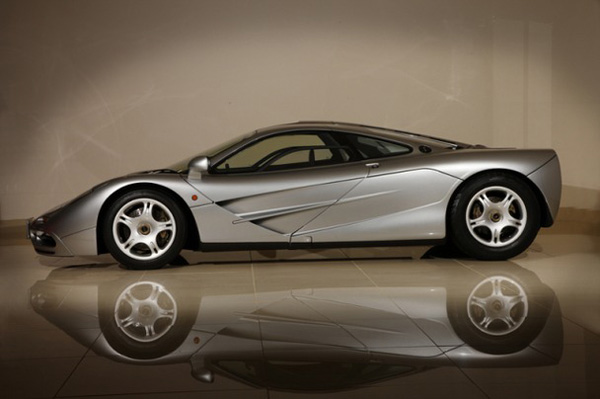 First Ever Produced McLaren F1