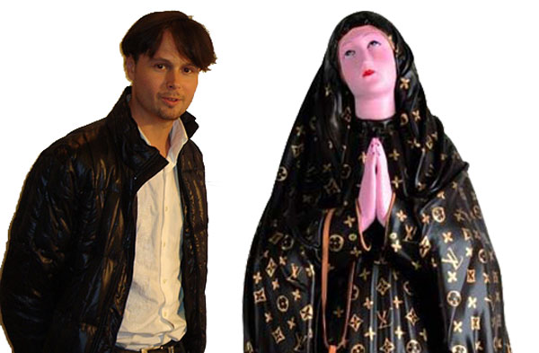 Virgin Mary Have Sense for Fashions – Wears Louis Vuitton