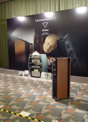 Franco Serblin's Ktêma Speakers Put You in the Center of Music