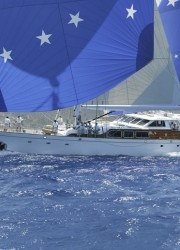 Burgess offers Zeus and Freedom Yacht for Sale