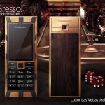 Gresso Luxor Las Vegas Jackpot Cellphone Flaunts $1 Million Price Tag