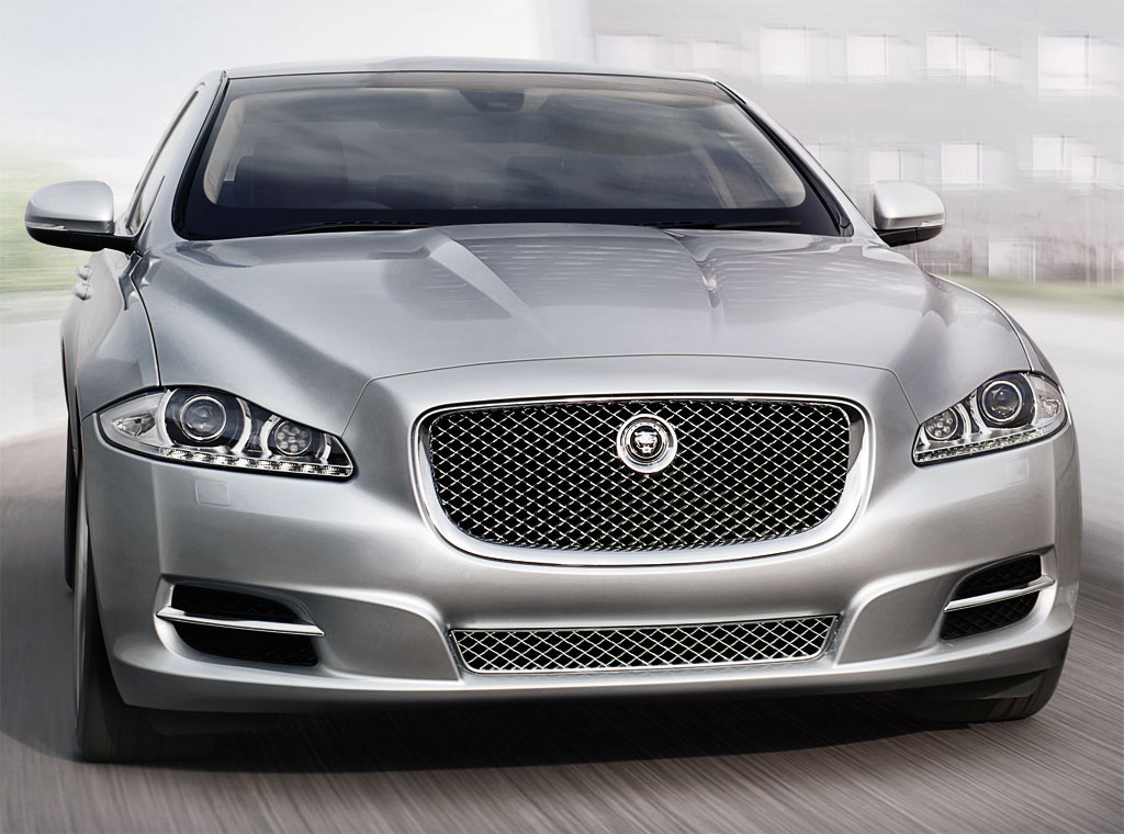 Armored Jaguar XJ Sentinel Offers Extremely Impressive Levels of Protection