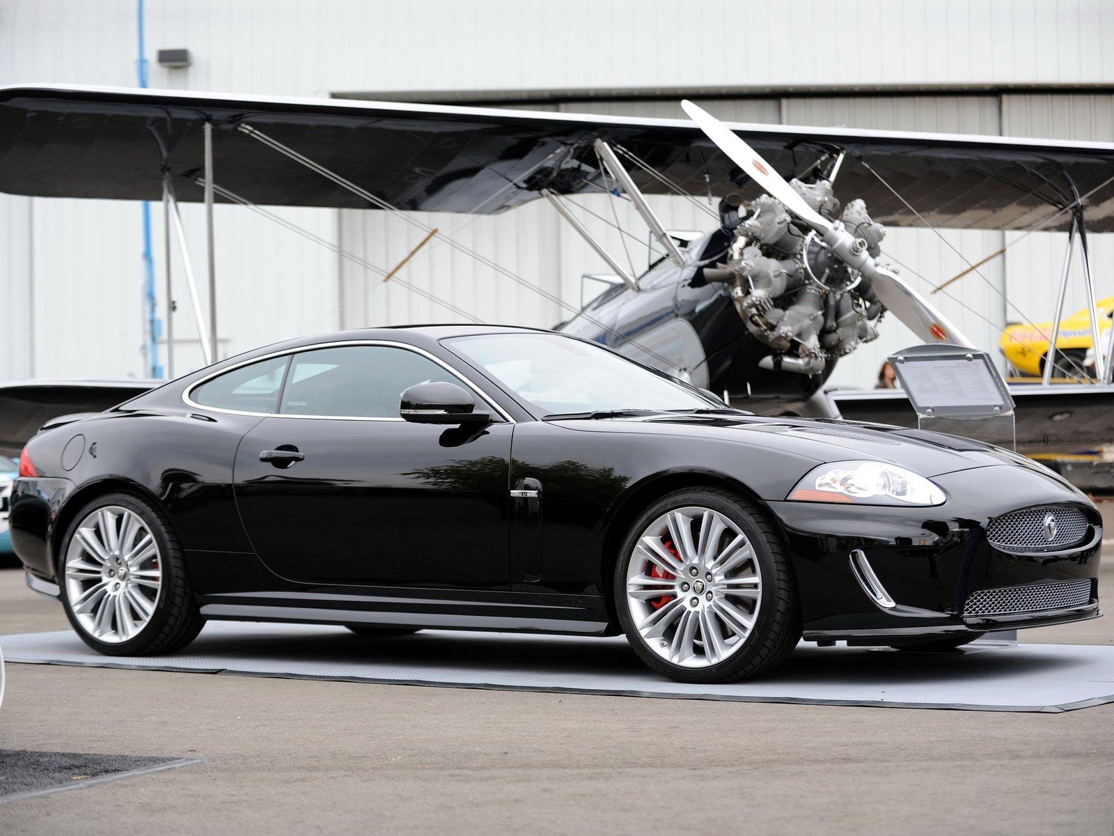 Jaguar XKR 175