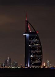 Jumeirah Beach Hotel – the World's Best Hotel Rooftops View