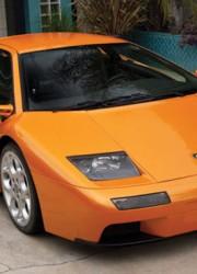 Lamborghini Diablo Styling Prototype