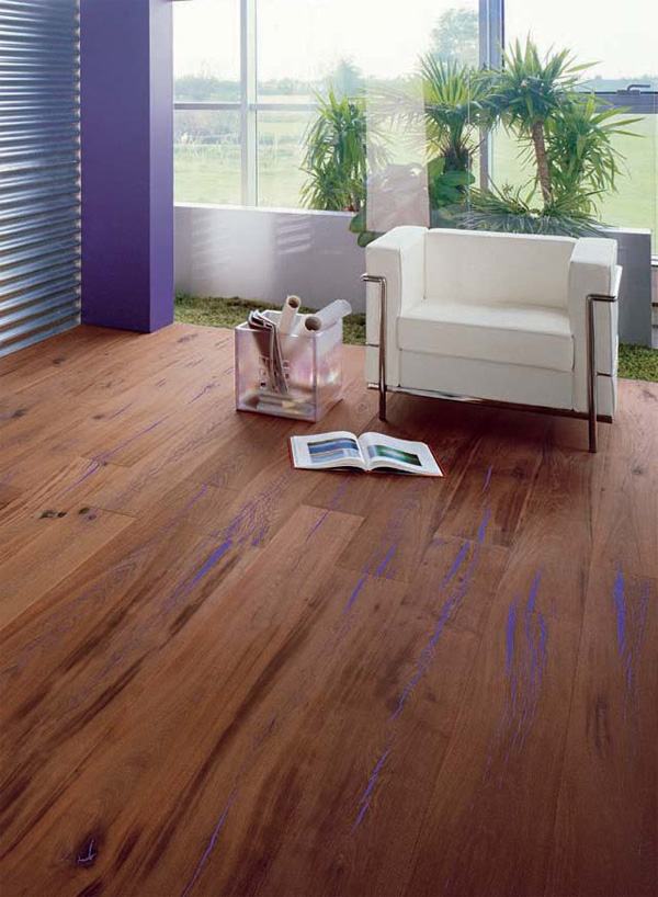 Mafi USA Tiger Oak Floors with Color Fill