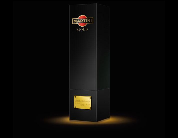 Martini Gold By Dolce & Gabbana