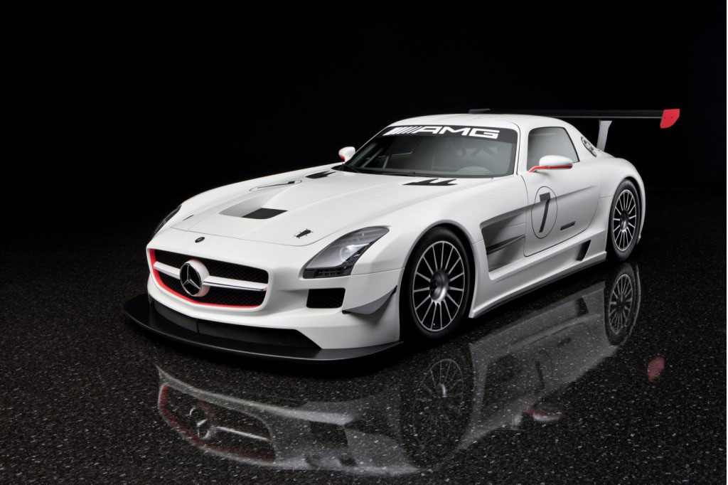 Mercedes-Benz SLS AMG GT3 – Racing Version of the Gullwing Model Officially On Sale