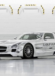 Mercedes-Benz SLS AMG GT3 Gullwing