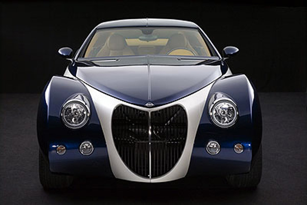 HMC Hidalgo – Blend of Bugatti Atlantic Styling with the Benefit of Mercedes Considerable Running Gear