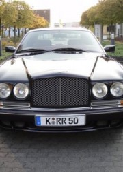 Mike Tyson's Bentley Continental T Exclusive for Sale on JamesList