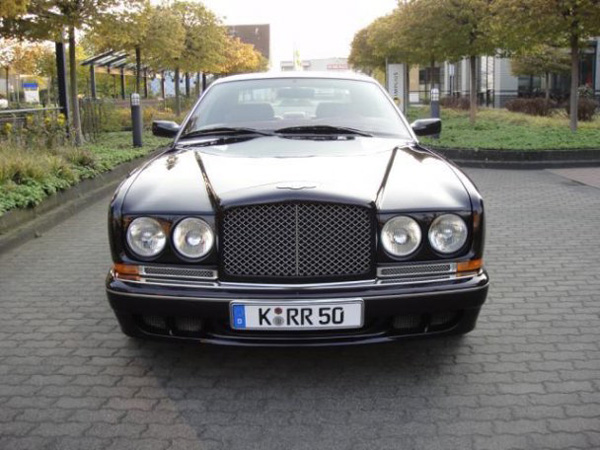 Mike Tyson's Bentley Continental T