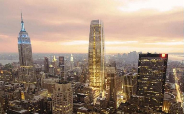 15 Penn Plaza in New York Approved