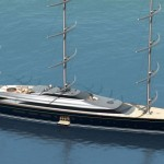 Perini Navi Building the World's Largest Sailing Yacht