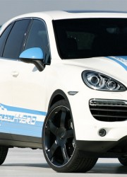 SpeedHYBRID – Porsche Cayenne S Hybrid by SpeedART