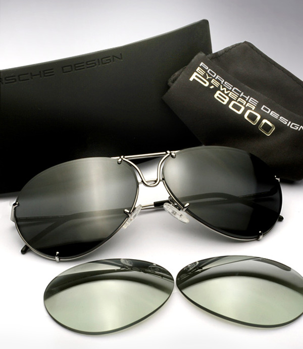 Porsche Design Heritage Eyewear Collection Extravaganzi