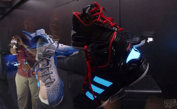 Special Edition TRON Legacy Adidas Collection