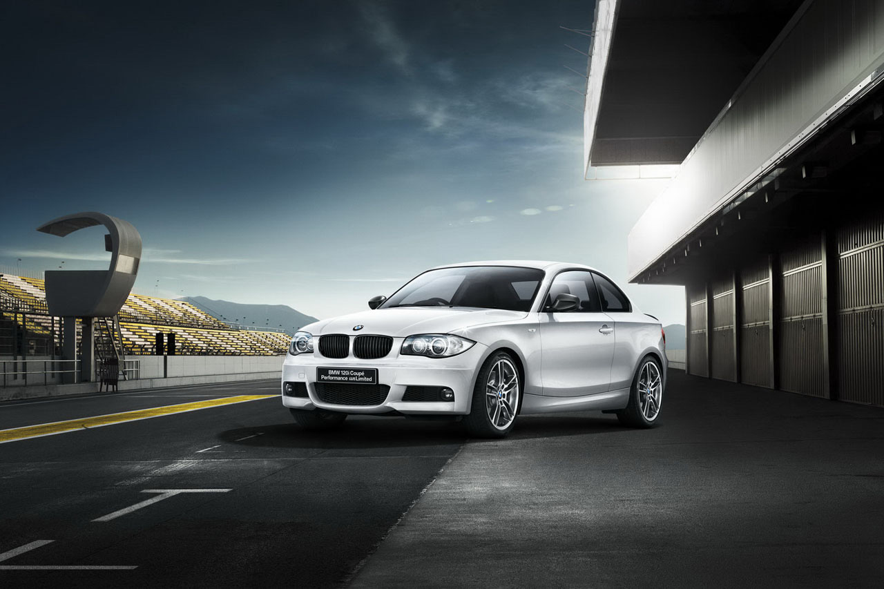 BMW Perormance Unlimited &#8211; Special Edition Cars for Japan