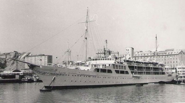 The Egyptian's El Horriya Yacht