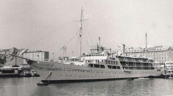 The Egyptian's El Horriya Yacht