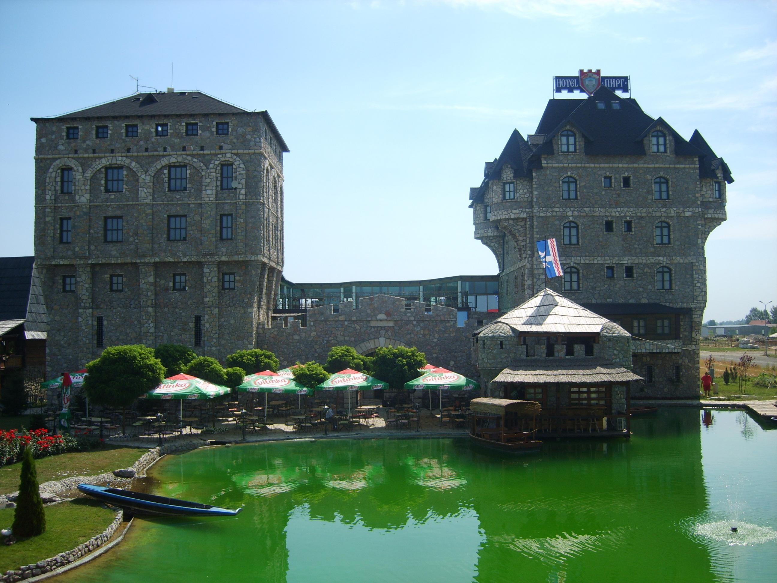 Ethno Village Stanisici - Hotel Pirg