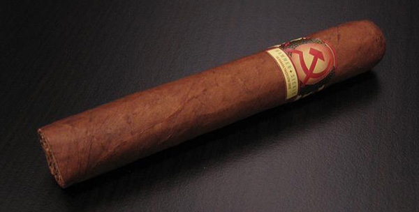 Berlin Wall Cigar from Hammer + Sickle Offers Authentic Experience to the Cigar's Aficionado