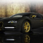 Unique Edition, One of One – Bugatti Veyron Linea Vincero d'Oro by Mansory