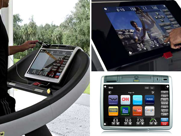 Technogym wellness tools - Visioweb
