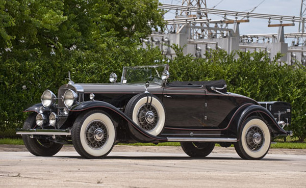 1931 Cadillac V12 Model 370 Convertible Coupe