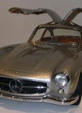 1956 Mercedes-Benz 300SL Gullwing at Automobiles Sur les Champs Elysees Auction