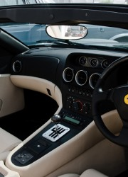 2000 Ferrari 550 GTZ