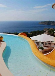 Luxury Villa Colani on Majorca Island