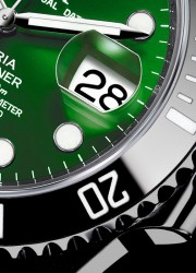 Amosu Rolex Nigeria 50th Anniversary Watch Celebrate the Golden Jubilee of Nigeria's Independence